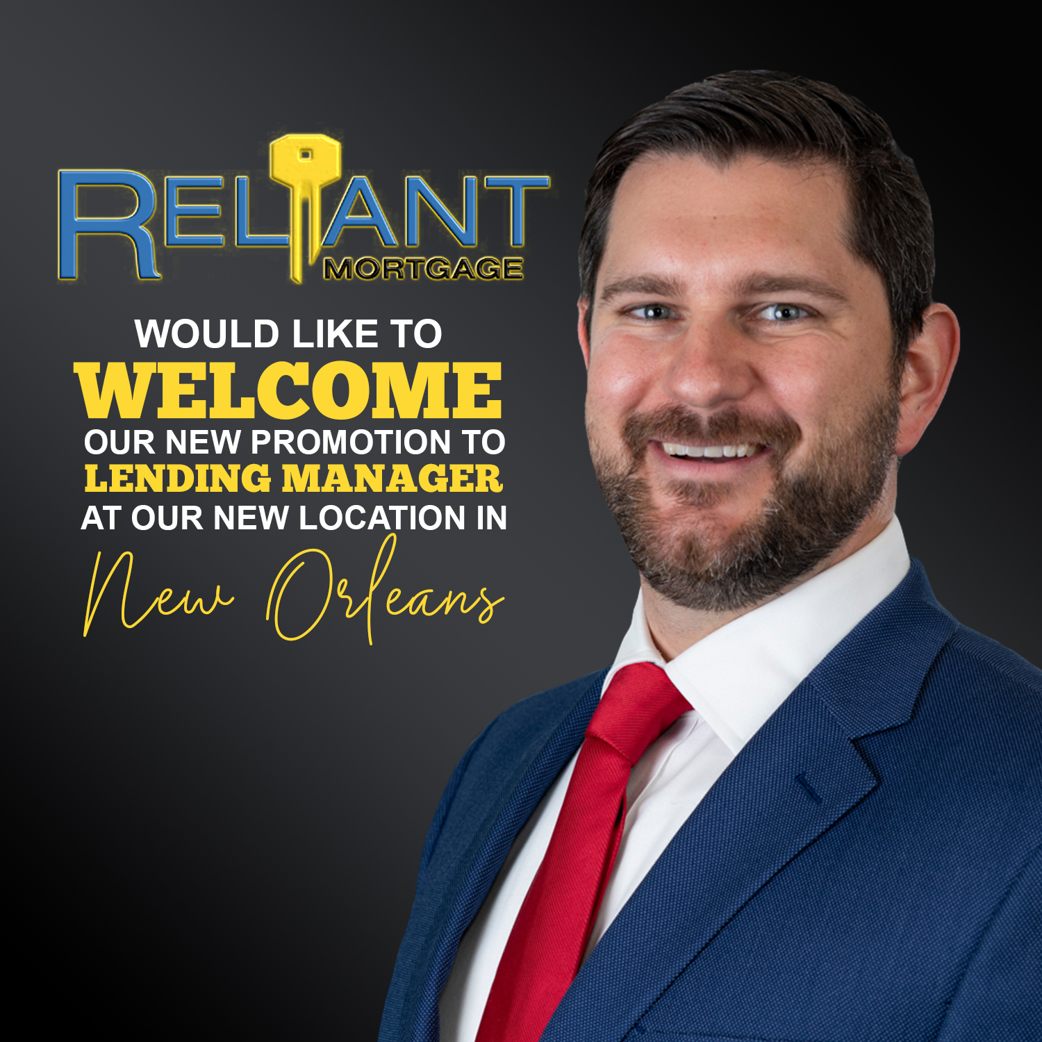Josh Highnote Promoted To Lending Manager In New Orleans